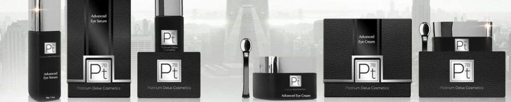 luxury skincare Diamond & Platinum Skin Savers