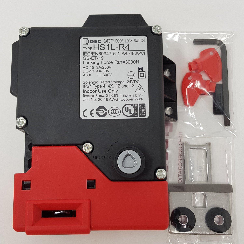 HS1L-RKMRP-1-TK2787 IDEC Door Interlock Switch