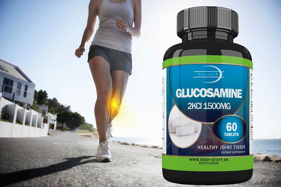 Glucosamin og slidgigt