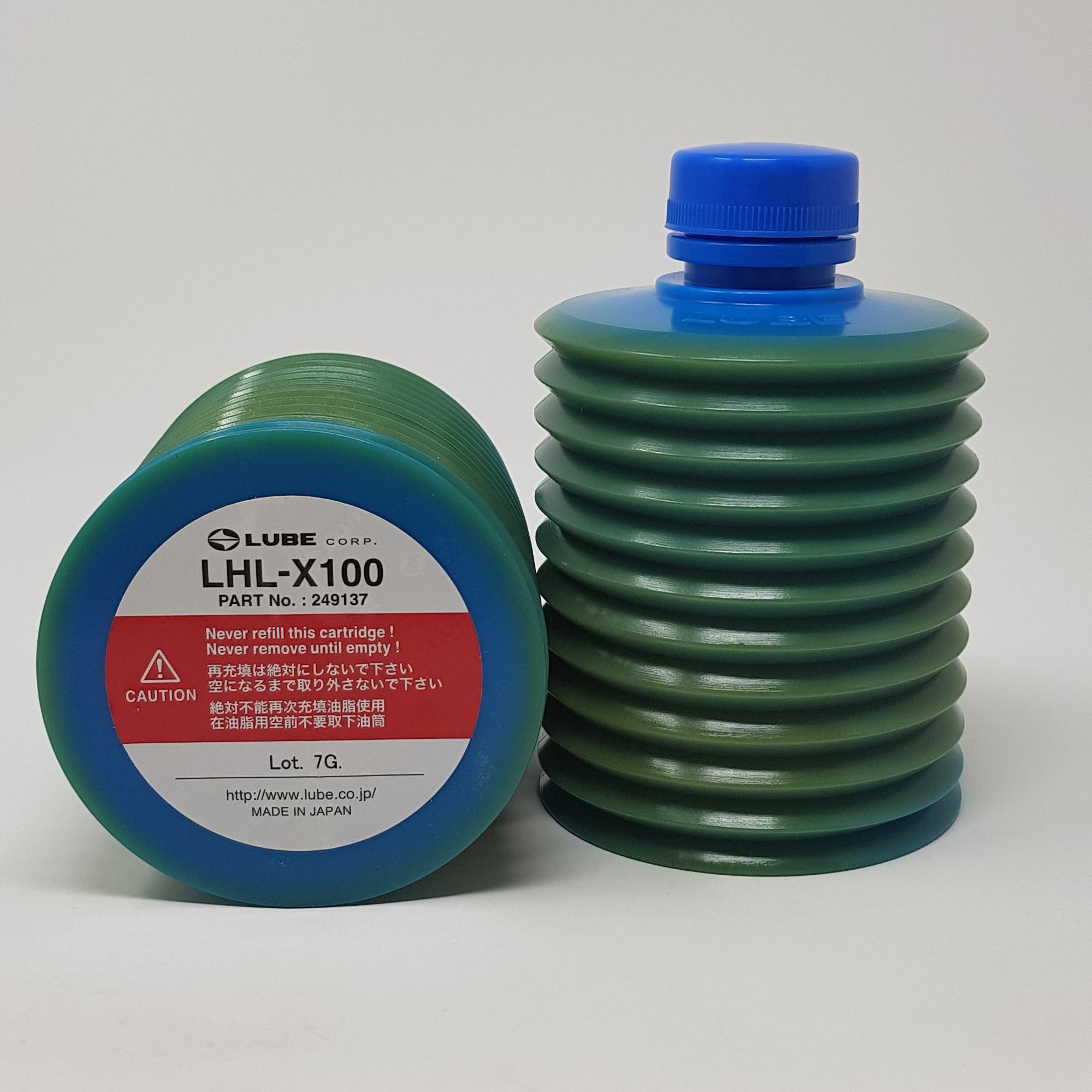 LHL-X100-7 LUBE Grease Cartridge