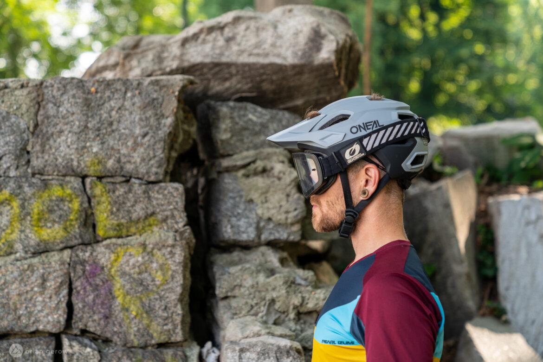 O'Neal Trailfinder Helmet Grey