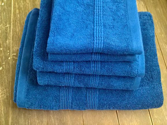 Towel 500 GSM Supersoft Royal Blue