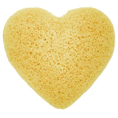 Sponge: Konjac beauty sponge-peach