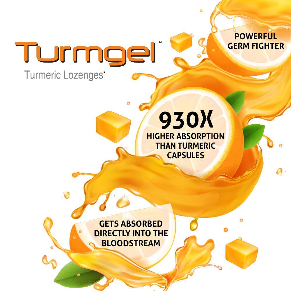 Turmgel Turmeric Lozenges Curcumin Benefits, Cool Mentholyptus - divinenoni.com-winkart,co