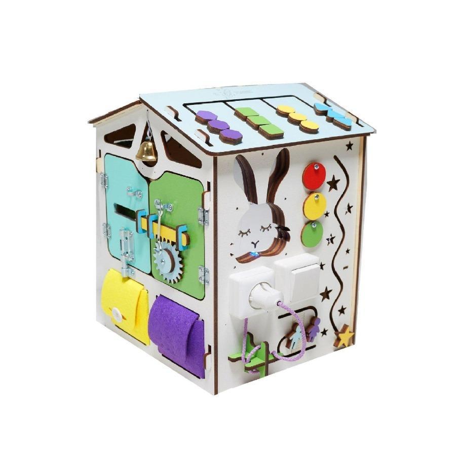 Lernspielzeug aus Holz für Kinder