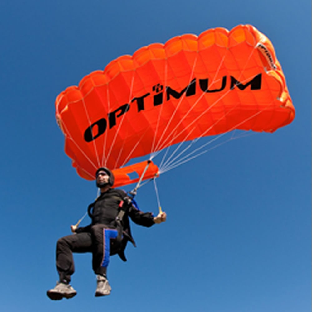 Parachute sales