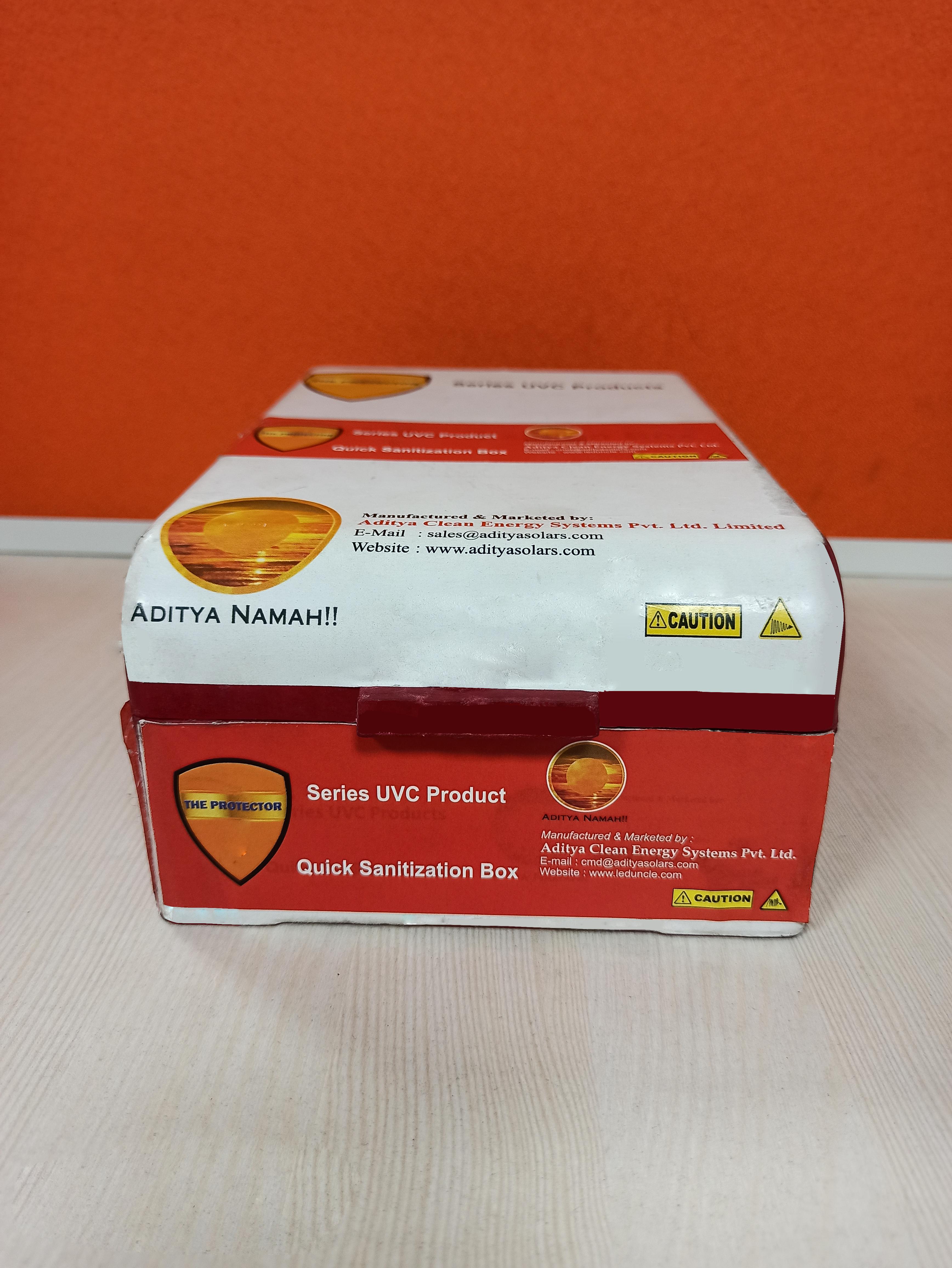 UVC Disinfection Box